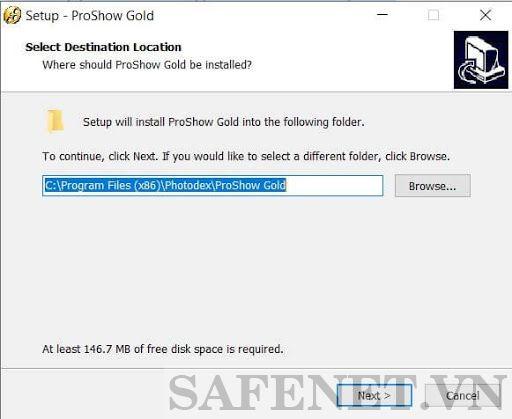 Cài Đặt Proshow gold-B10_result