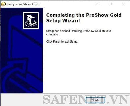 Cài Đặt Proshow gold-B11_result