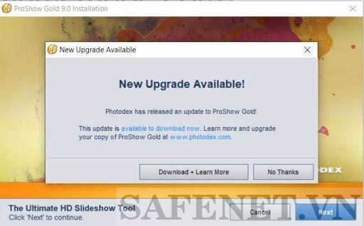 Cài Đặt Proshow gold-B1_result