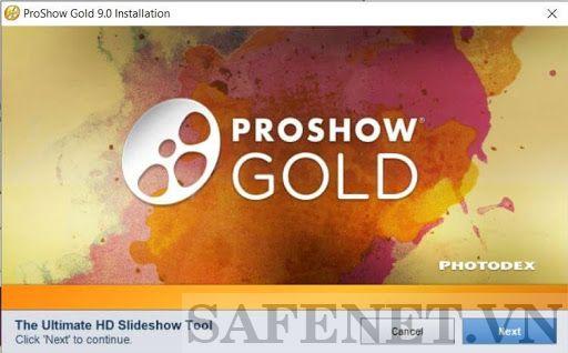 Cài Đặt Proshow gold-B3_result