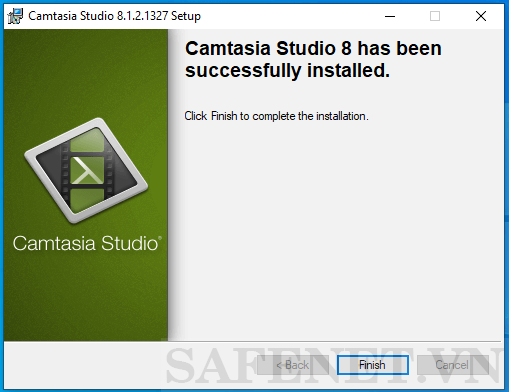 Cài đặt camtasia 8 full crack- B8_result