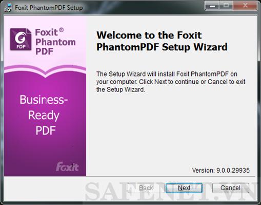 Cài đặt foxit phamton 9 -B2_result