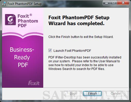 Cài đặt foxit phamton 9 -B3_result