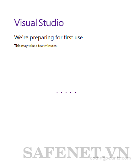 Cài đặt visual studio 2017- B10_result