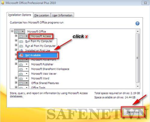 cài đặt office 2010 toolkit v2.0-B3_result