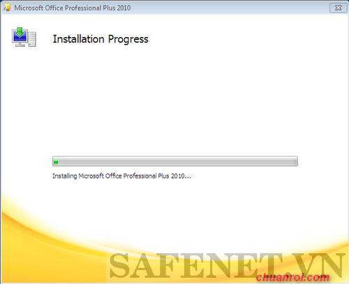 cài đặt office 2010 toolkit v2.0-B4_result