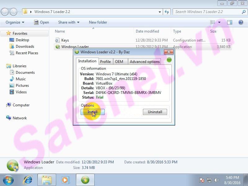 cài đặt windows loader - B2_result