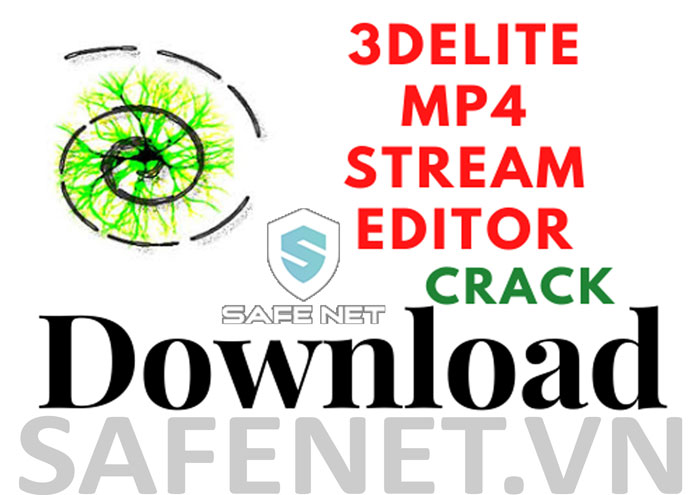 Download phần mềm 3delite MP4 Stream Editor 3.4