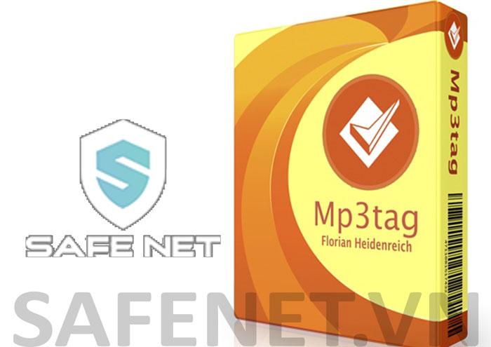 Download phần mềm chỉnh sửa âm thanh Mp3tag 3.01